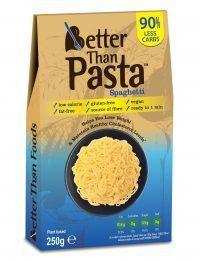 Lág Kolvetna Spaghettí