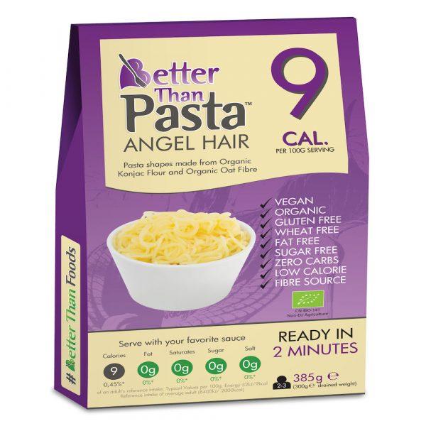 Better Than Angel Hair pasta