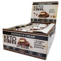 Keto Wise Fat Bombs Cookies N Cream